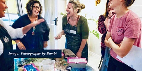 Soap Making Workshop - Beginners tickets