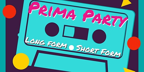 Prima Party tickets