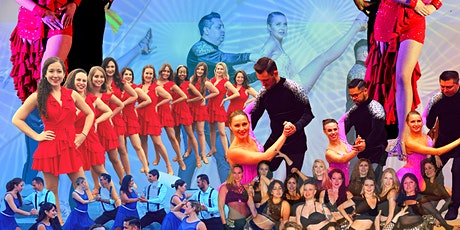 Salsa On2 Advanced Performance Team Free Audition tickets