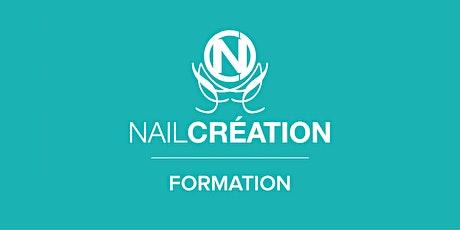 FORMATION COURS #1 NAIL CRÉATION - 4 avril 2020 à BROSSARD billets