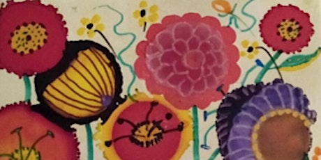 Alcohol Ink Art: 'A new and exciting medium' Introductory Workshop tickets