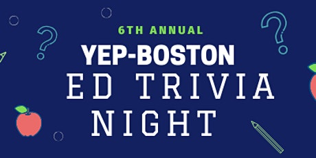 6th Annual Ed Trivia Night tickets