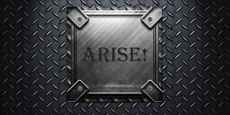 ARISE!  Men's Conference: BRING THE OIL tickets