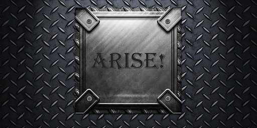 ARISE!  Men's Conference: BRING THE OIL
