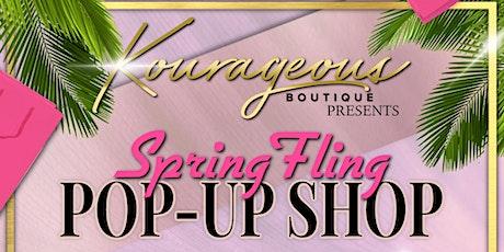 Kourageous Spring Fling Pop Up Shop tickets