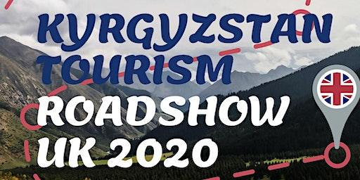 Kyrgyzstan Tourism Roadshow: MANCHESTER
