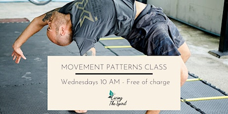 Movement Patterns Class tickets
