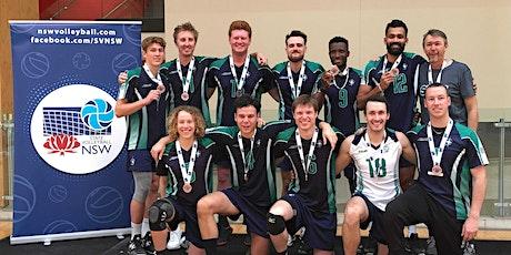 2020 Sydney North Volleyball Men's representative team trials tickets