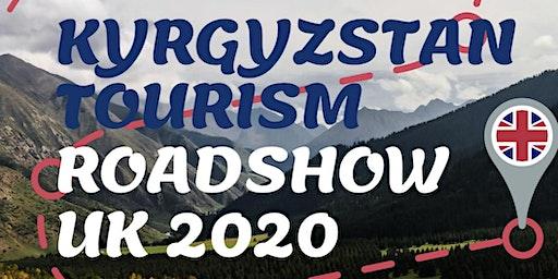 Kyrgyzstan Tourism Roadshow: EDINBURGH