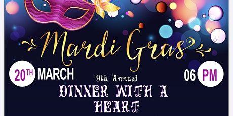 Dinner with a Heart tickets