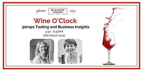 Brisbane, Business Women Australia: Wine O' Clock tickets