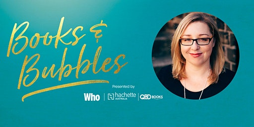 Books & Bubbles with Kelly Rimmer