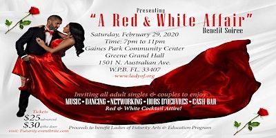 A Red & White Affair: Benefit Soirée