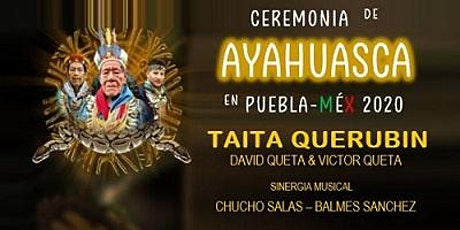 Ceremonia Ayahuasca Puebla boletos