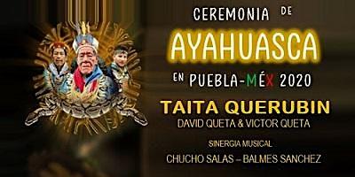 Ceremonia Ayahuasca Puebla
