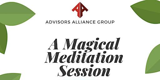 A Magical Meditation Session