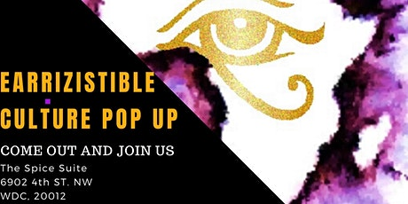 EarriZistible Culture Pop Up  tickets