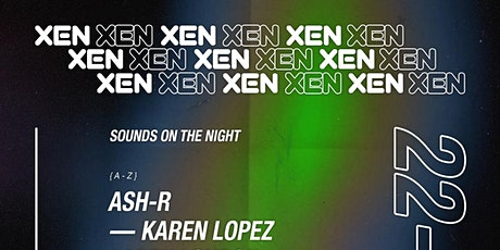 XENSOUNDS @Space289 tickets