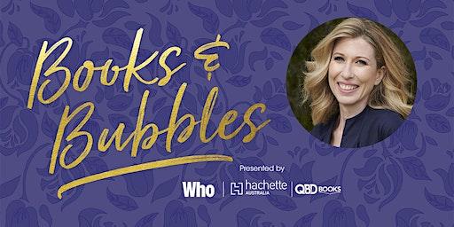 Books & Bubbles with Natasha Lester