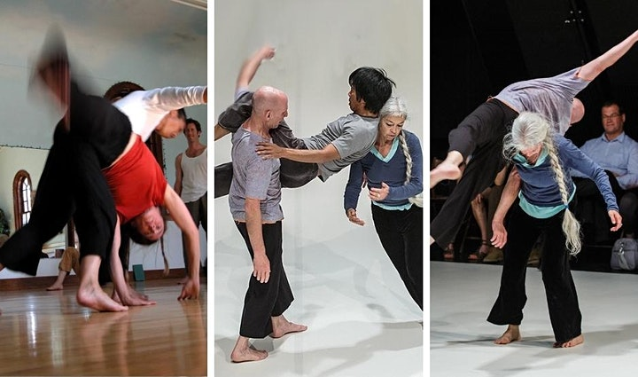 New Essentials 2.0. Deepening Intensive for Contact Improvisation practice image