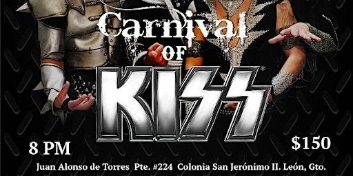 Carnival of KISS en León
