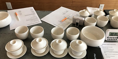 Introduction to Professional Tea Evaluation tickets