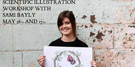 Scientific illustration with Sami Bayly (Sunday Workshop) tickets