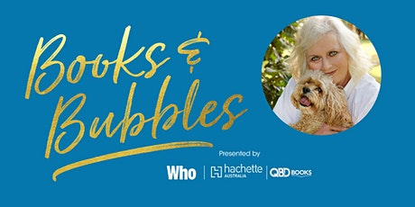 Books & Bubbles with Jill Baker tickets