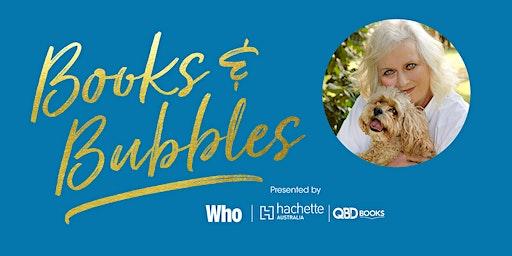 Books & Bubbles with Jill Baker