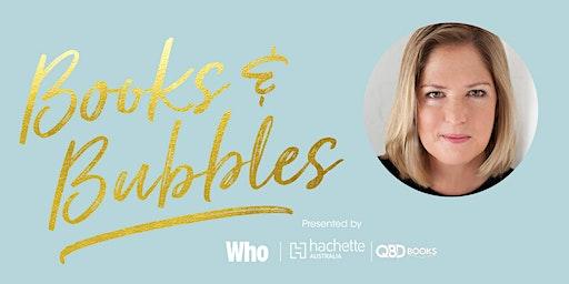 Books & Bubbles with Kayte Nunn