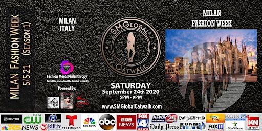 MILAN FASHION WEEK S/S21 (Season 1) Sept 24th 2020