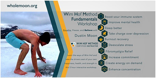 Wim Hof Method at Land of Medicine Buddha