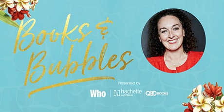 Books & Bubbles with Sophie Green tickets