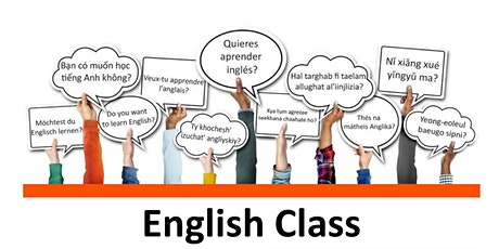English Class *Free Program* tickets