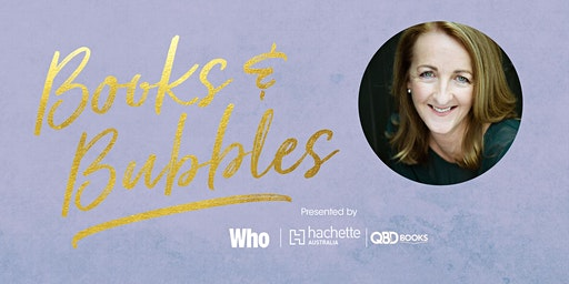 Books & Bubbles with Joanna Nell
