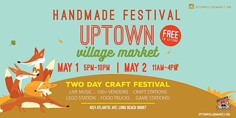 Uptown Village Market tickets