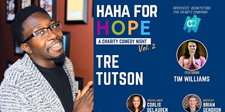 Copy of HaHa for Hope: A Comedy Charity Night, Volume 2 tickets