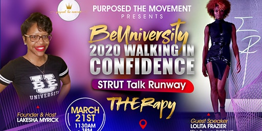 BeUniversity: Walking in Confidence