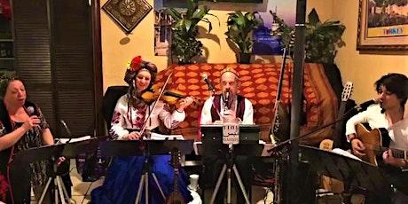 Turkish Music! Turkish Cuisine! Turkish Delight! tickets