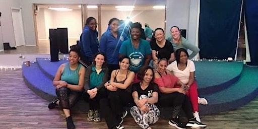 Zumba Fitness Kickoff Class
