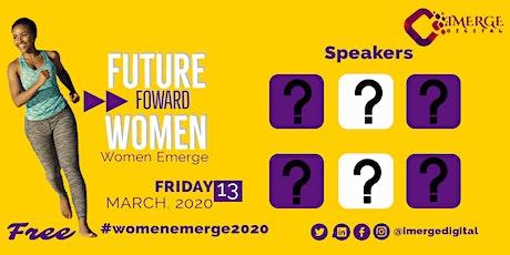 Future Forward Woman. Women Emerge 2.0 tickets