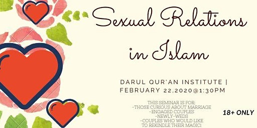 Sexual Relations in Islam