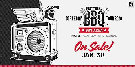 Dirtybird BBQ 2020: Bay Area tickets