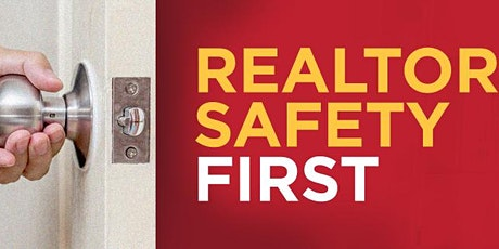 Realtor Safety w/Use of Force Instructor tickets