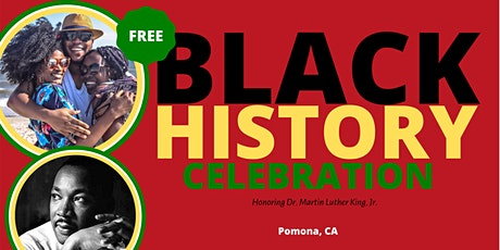 Pomona Black History Celebration tickets
