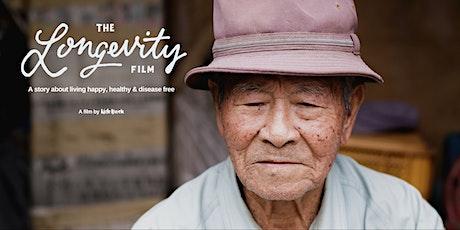 The Longevity Film tickets
