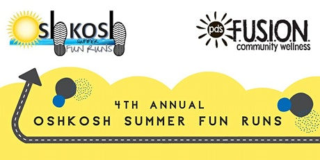 Oshkosh Summer Fun Run 2020 tickets