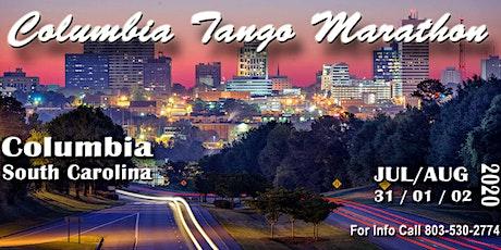 Columbia Tango Marathon 2020 tickets
