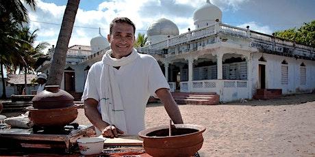 Taste of Sri Lanka with TV chef Peter Kuruvita: Free Sydney Event tickets