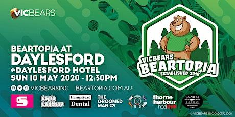 Beartopia (May) - Daylesford tickets